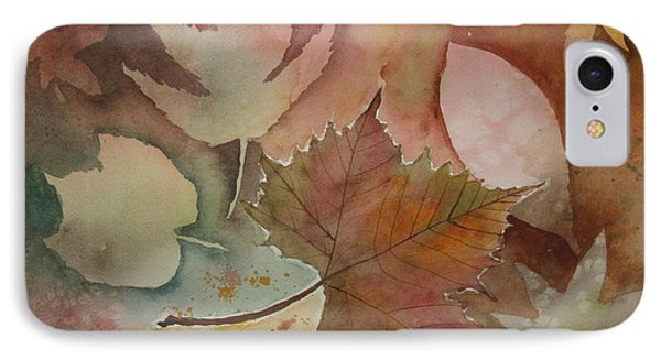 Leaves Phone Case by Patricia Novack