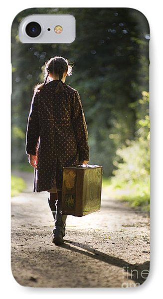 Leaving Home Phone Case by Lee Avison