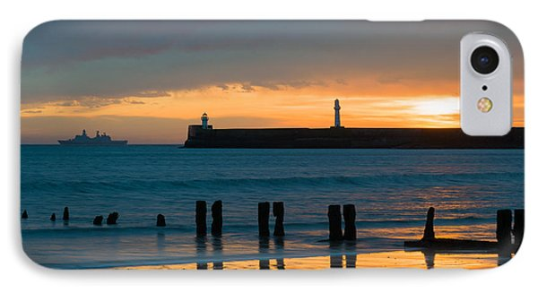 Leaving Port Phone Case by Dave Bowman