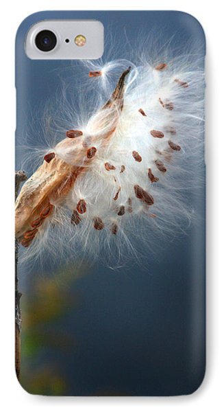 Leaving The Nest IPhone Case by Mariarosa Rockefeller