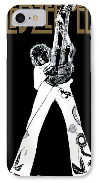Led Zeppelin No.06 IPhone 7 Case