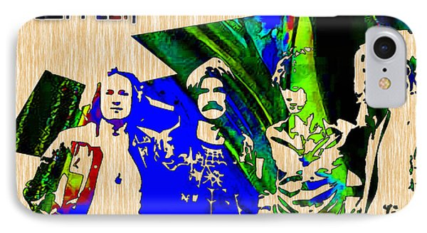 Led Zeppelin Wall Art IPhone Case
