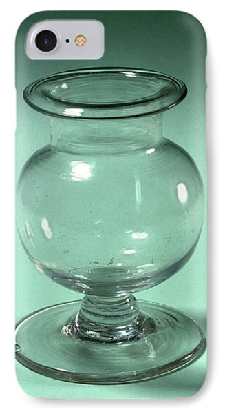 Leech Jar IPhone Case by Science Photo Library