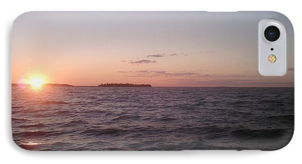 Leech Lake Sunset IPhone Case