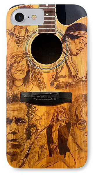Legends IPhone Case by Kathleen Kelly Thompson