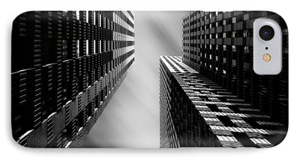 City Scenes iPhone 7 Case - Legoland by Dave Bowman