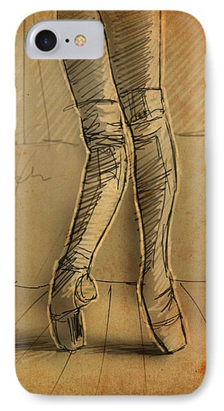 Legs IPhone Case by H James Hoff
