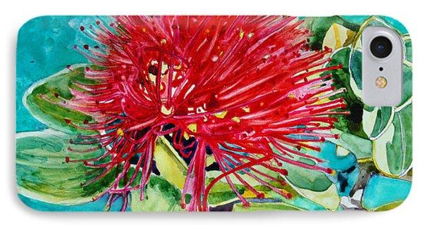 Lehua Blossom IPhone Case