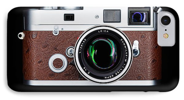 Leica M7 Phone Case by Dave Bowman