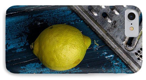 Lemon IPhone Case by Nailia Schwarz