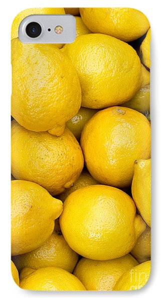 Lemons 02 IPhone Case