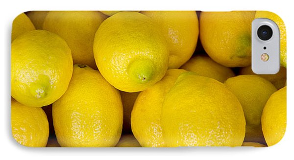 Lemons 1 IPhone Case