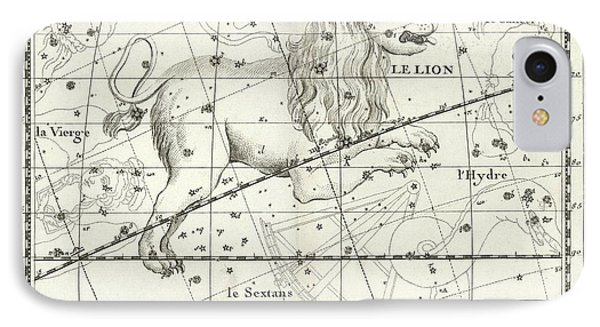 Leo Constellation IPhone Case by Us Navy