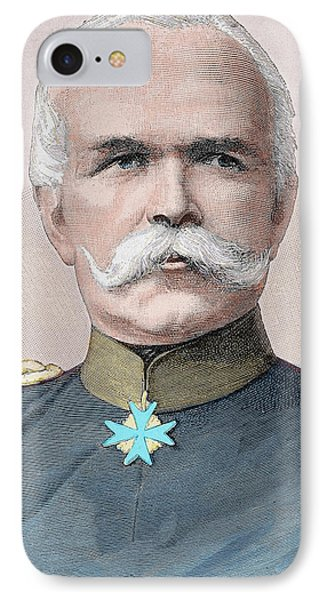 Leo Von Caprivi (caprivi Georg Leo Graf IPhone Case