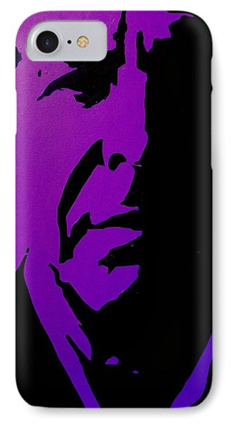 Leonard Cohen IPhone Case by John  Nolan