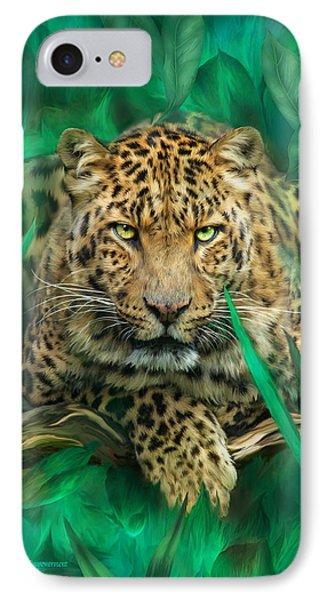 Leopard - Spirit Of Empowerment IPhone 7 Case