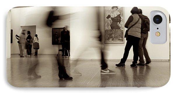 Les Fantasmes De Pompidou IPhone Case
