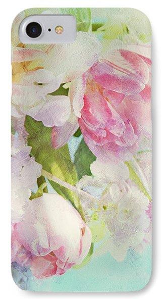 Les Fleurs Phone Case by Theresa Tahara