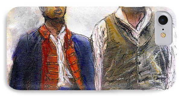 Les Miserables IPhone Case