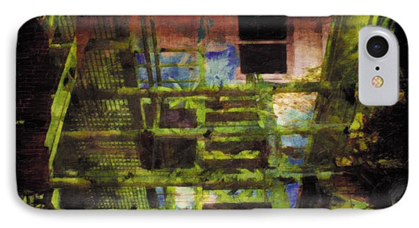 IPhone Case featuring the photograph Less Travelled 25 by The Art of Marsha Charlebois