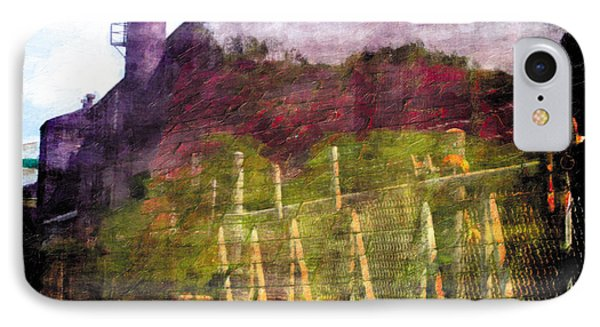 IPhone Case featuring the photograph Less Travelled 26 by The Art of Marsha Charlebois