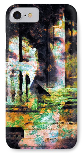 IPhone Case featuring the photograph Less Travelled 27 by The Art of Marsha Charlebois