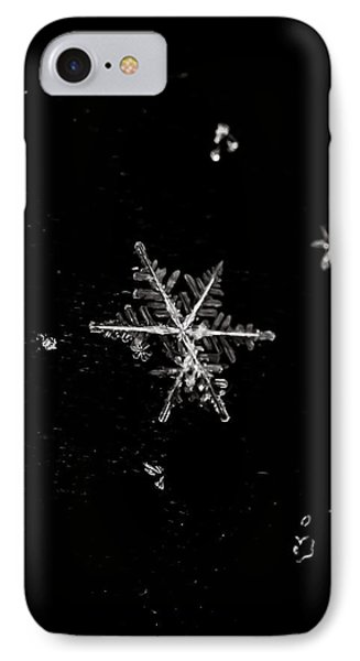 Let It Snow IPhone Case by Sara Frank