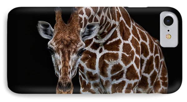 Let Me Have A Look IPhone Case by Joachim G Pinkawa
