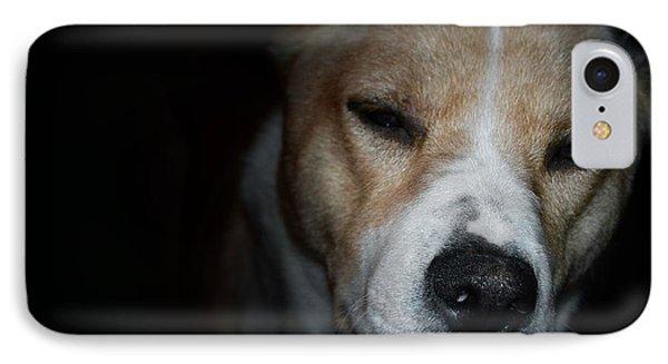 Let Sleeping Dogs Lie. Phone Case by Tim Kravel