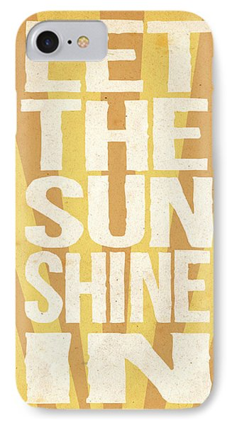 Let The Sunshine In IPhone Case by Pati Photography
