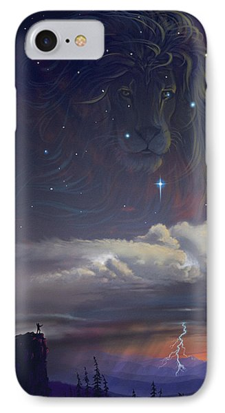Let The Wind Blow Phone Case by Cliff Hawley