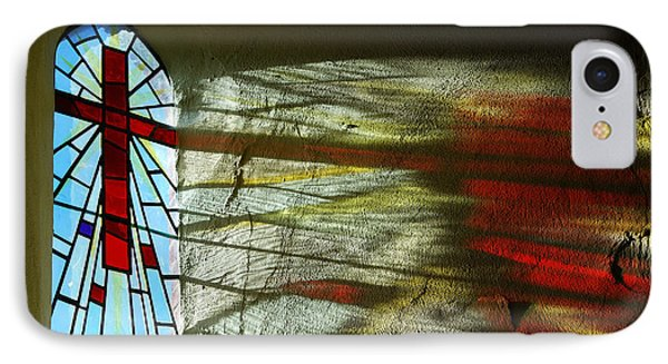 Let There Be Light IPhone Case by Wendy Wilton