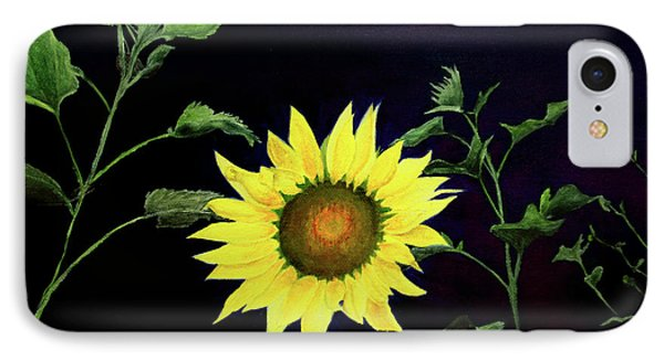 IPhone Case featuring the painting Let Your Light So Shine by Jane Autry