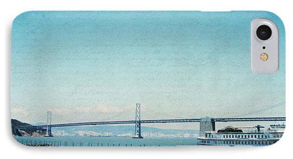 IPhone Case featuring the photograph Letters From San Francisco by Lisa Parrish