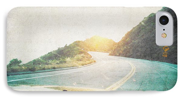 Letters From The Road IPhone Case by Lisa Parrish