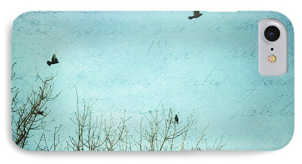 IPhone Case featuring the photograph Letters Of Flight by Lisa Parrish