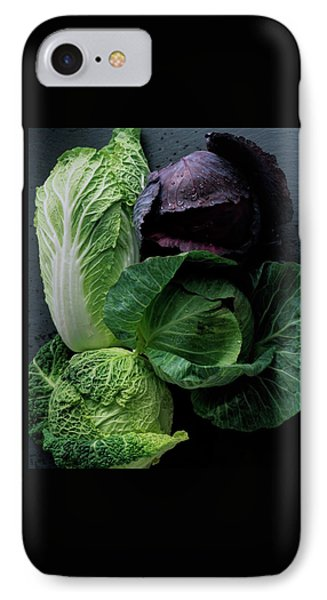 Lettuce IPhone Case by Romulo Yanes
