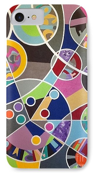 IPhone Case featuring the painting Lgbt Declaration by Hang Ho