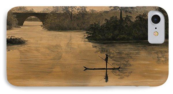 Li River China Phone Case by Darice Machel McGuire