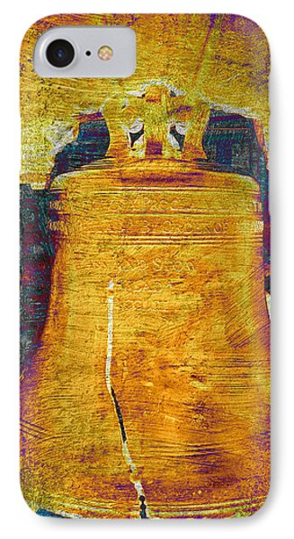 Liberty Bell 2.1 IPhone Case by Stephen Stookey