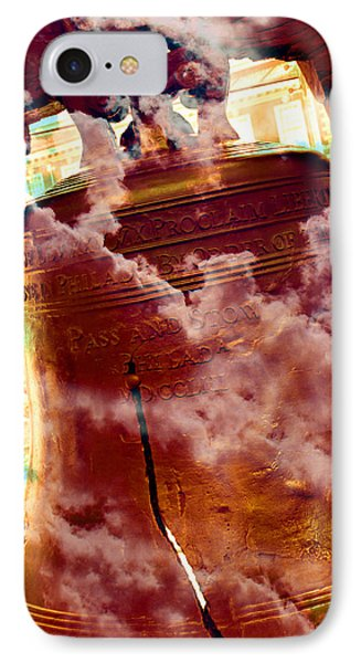 Liberty Bell 3.1 IPhone Case by Stephen Stookey