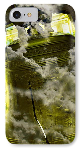Liberty Bell 3.2 IPhone Case by Stephen Stookey