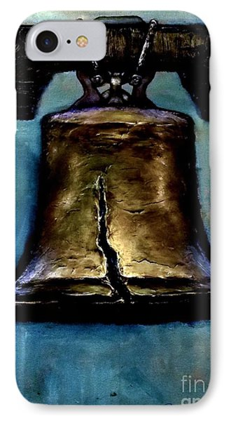 Liberty Bell Phone Case by Craig Green