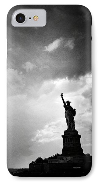 Liberty Enlightening The World IPhone Case