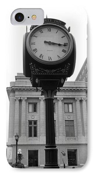 Liberty Mutual Clock IPhone Case