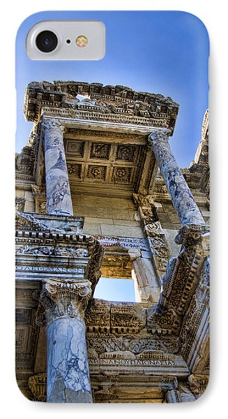 Library Of Celsus IPhone Case