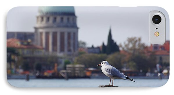 Lido Gull IPhone Case by Debi Demetrion