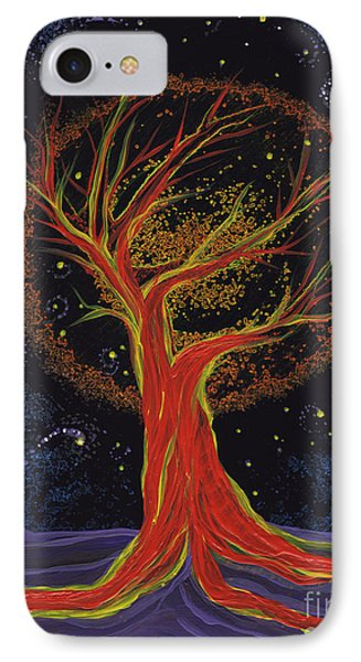 Life Blood Tree By Jrr IPhone Case by First Star Art