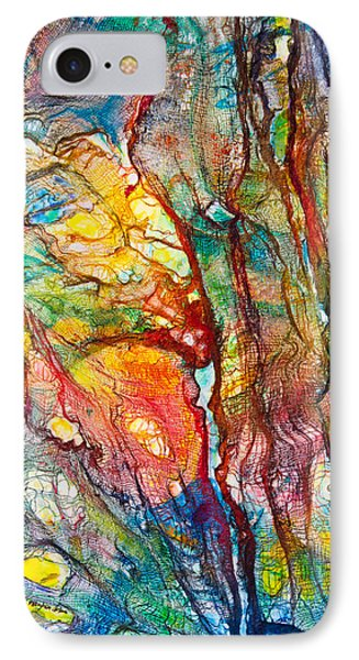 Life Colors IPhone Case by Patricia Allingham Carlson