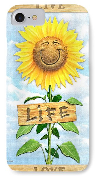 Life IPhone Case by Cristophers Dream Artistry